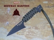 TOPS Mini Hoffman Harpoon w/ Leather Neck sheath