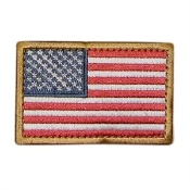 Condor USA Flag Velcro Patch