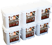 Wise 720 serving package - 4 adults 3 Month food supply