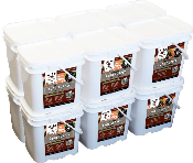 Wise 1440 serving package - 4 adults 6 Month food supply