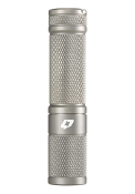 FOURSEVENS MINI MA - Satin Titanium Finish / Cool White LED