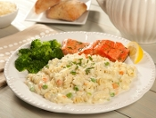 Wise Creamy Pasta and Vegetable Rotini with Chicken - 6 Pack