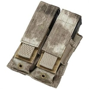 Double Pistol Mag pouch A-TACS