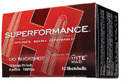 Hornady 12 Ga 00 Buckshot Superformance - 10rd Box