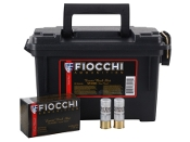 "Fiocchi Reduced Recoil 12 Ga. 2 3/4"" #00/Bk - 80 rd Ammo Can"