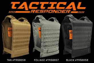 Tactical Responder Body Armor - Foliage Green