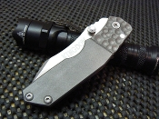 Kingdom Armory Mini Samaritan Ti Folder