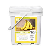 Lindon Farms Freeze Dried Bananas - 120 Servings