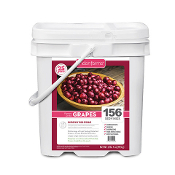 Lindon Farms Freeze Dried Grapes - 156 Servings