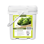Lindon Farms Freeze Dried Broccoli - 222 Servings