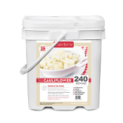 Lindon Farms Freeze Dried Cauliflower - 240 Servings