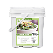 Lindon Farms Freeze Dried Green Beans - 186 Servings