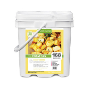 Lindon Farms Freeze Dried Diced Potatoes - 168 Servings