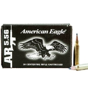 Federal AE .223 50 Grain Tipped Varmint - 20rd box