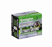 Remington 380 ACP 102 gr Ultimate Defense -  20rd box