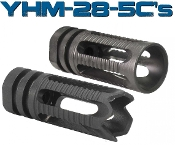 YHM Phantom 5.56mm Comp/Flash Hider - Aggressive