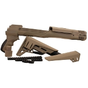 ATI Ruger Mini-14 Strikeforce TacLite Package - FDE