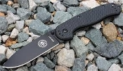 BRK Avispa - ESEE designed - Frame Lock Folder - Black