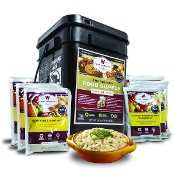 Wise 60 Serving Entrée Only Grab and Go Food Kit