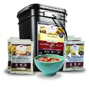 Wise 120 Serving Breakfast Only Grab and Go Food Kit