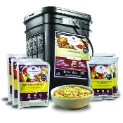 Wise 120 Serving Entrée Only Grab and Go Food Kit