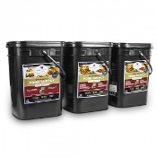 Wise 360 serving package - 4 adults 1 Month food supply