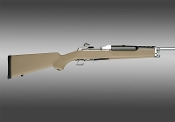 Hogue Overmolded Mini 14/30 Rifle stock - Flat Dark Earth