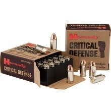 Hornady Critical Defense 38 Special 110gr - 20rds