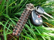 Paracord Key Fob