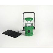 PiSAT K-Light Solar Lantern w/1.5 Watt Solar Panel
