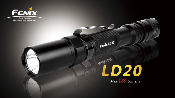 Fenix LD20 AA LED Flashlight with clip