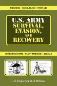 U.S. Army Survival, Evasion & Recovery Manual (#SM44050)