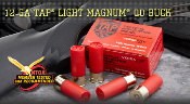 Hornady 12GA OO Buck TAP Light Mag - 10 rd box