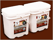 Wise 240 serving package - 4 adults 1 Month food supply