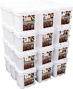 Wise 4320 serving package - 4 adults 12 Month food supply