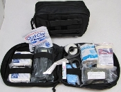 Elite First Aid Military IFAK - Black