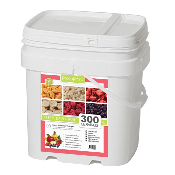 Lindon Farms Tropical Fruit Variety - 300 Servings