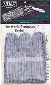 Sack-up Grey Knife Protector - 6 pack Assorted