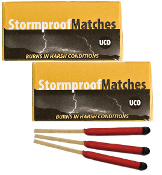 UCO Stormproof Matches Twin Pack