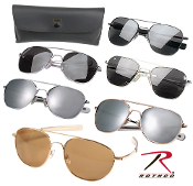 ROTHCO GI TYPE AVIATOR SUNGLASSES - 58MM