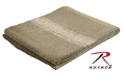 ROTHCO WOOL EUROPEAN SURPLUS STYLE BLANKET