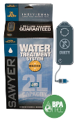 Sawyer PointONE™ 2 Liter Water Filtration System