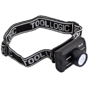 Tool Logic 9 LED Headlamp