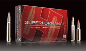 Hornady 6.5 Creedmoor 120 Grain GMX Superformance - Box of 20