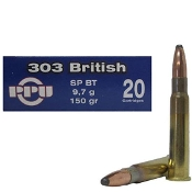 Prvi Partizan .303 British 180gr SP - 20 rd box
