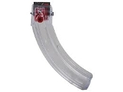 Butler Creek Steel Lips Ruger 10/22 25rd Magazine - Clear