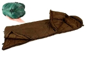 Snugpak Sleeper Lite Square Foot sleeping bag - Olive - RH