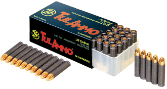 Tula .30 CARBINE 110gr FMJ - Steel Case - 50 rd Box