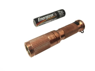Maratac Copper AAA Flashlight