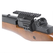GG&G Ruger Mini 14 Scope Mount - Black